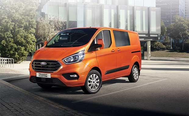 Yeni Ford Transit ve Custom modelleri Türkiye'de! İşte özellikleri ve fiyatı