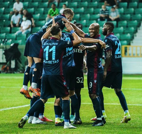 Trabzonspor, zirvedeki yerini korumak istiyor