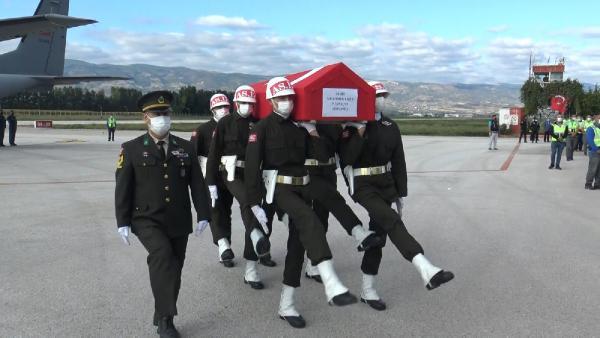 CENAZETOKAT'A GETİRİLDİ