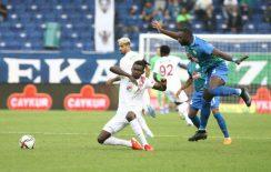 Çaykur Rizespor – Atakaş Hatayspor: 0-2