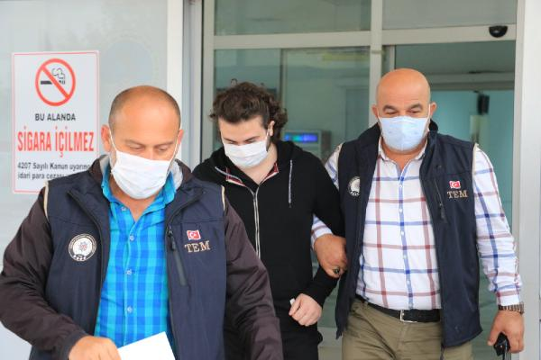 Samsun'da DEAŞ ve FETÖ operasyonu: 5 gözaltı