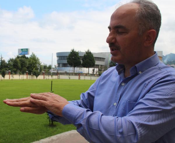 Belediye Başkanı Metin: Kentsel dönüşümde yeni Rize konsepti olacak