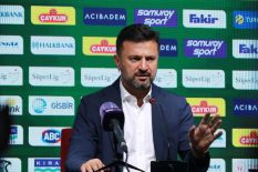 Çaykur Rizespor – Atakaş Hatayspor maçının ardından