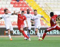 Beypiliç Boluspor – Kocaelispor: 2-0