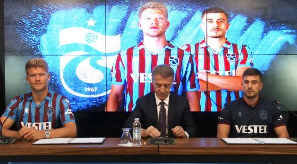Trabzonspor 9 oyuncu ile transfer dönemini noktaladı