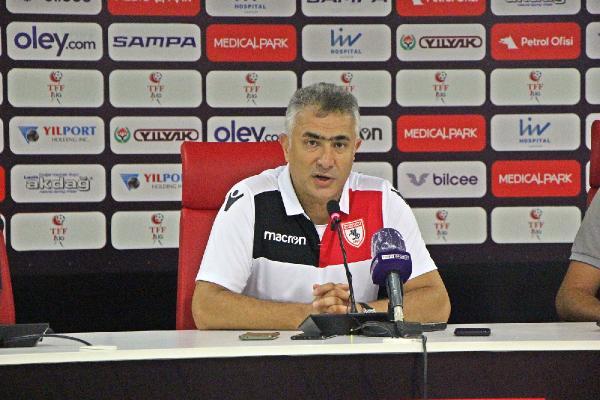 Samsunspor Teknik Direktörü Altıparmak: Hak ettiğimiz bir galibiyet aldık