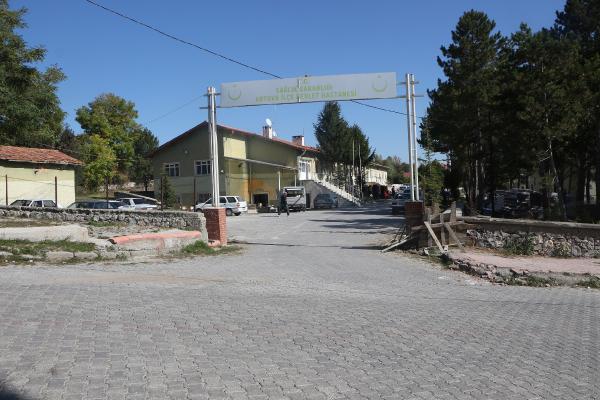 Eski devlet hastanesi binası, öğrencilere yurt oldu